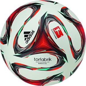 Fussball Ball Torfabrik