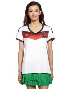 Fussball Trikot Nationalmannschaft Frauen