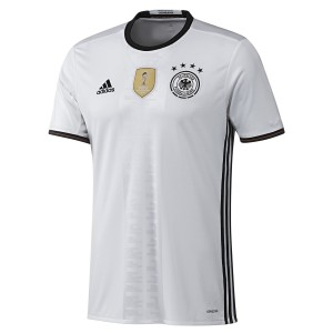 Fussball Trikot Deutschland EM 2016 Heimtrikot